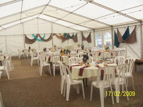 ברית משפחת שרמן באוהל
